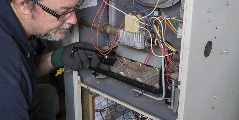 furnace repair services in Ocala, FL