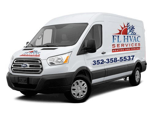 FL HVAC Services truck