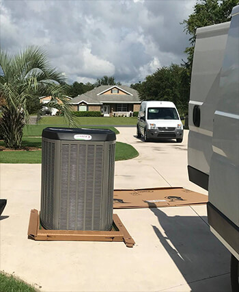 AC Installation in Belleview